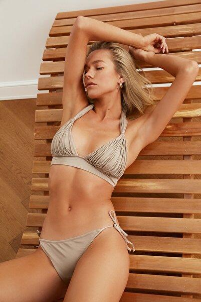 Vizon Bağlama Detaylı  Bikini Altı TBESS21BA0170