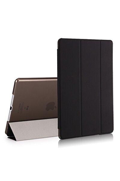 Ipad Mini 4 A1538 Uyumlu Standlı Akıllı Uyku Modlu Pu Deri Tablet Kılıfı