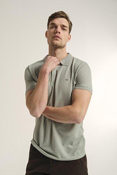 Victor Slim Flit Fit Erkek Polo Yaka Tshirt