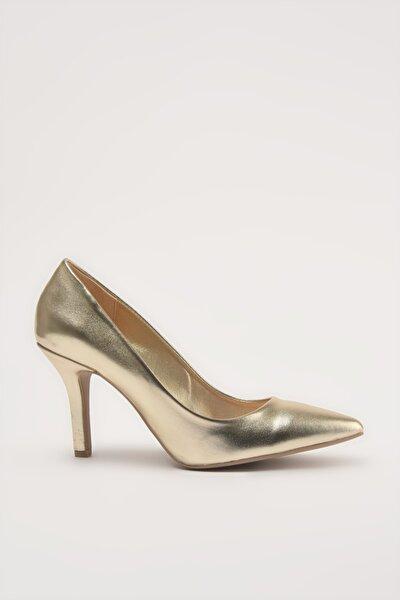 Gold  Klasik Topuklu Ayakkabı 01AYH213540A540
