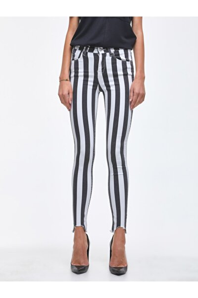 Kadın Tanya X Skinny Jean Pantolon-01009510301461852111