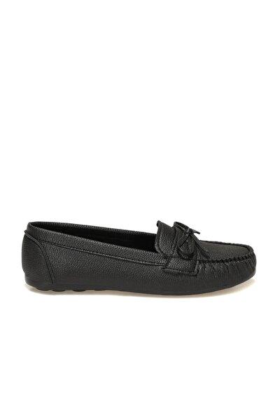 ROBİN 1FX Siyah Kadın Loafer Ayakkabı 101044406