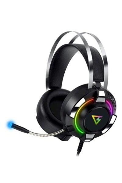 Led Işıklı Mikrofonlu Oyuncu Kulaklık Gaming Headphone
