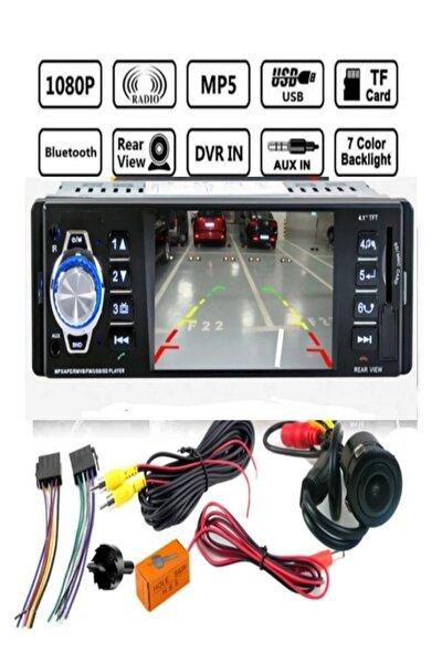 Navigold Ds-422 Araba Oto Teyp+geri Park Kamera-bluetooth-mp5-mp3-usb