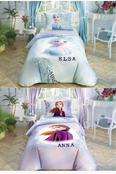 Disney Frozen 2 Double Color Lisanslı Nevresim