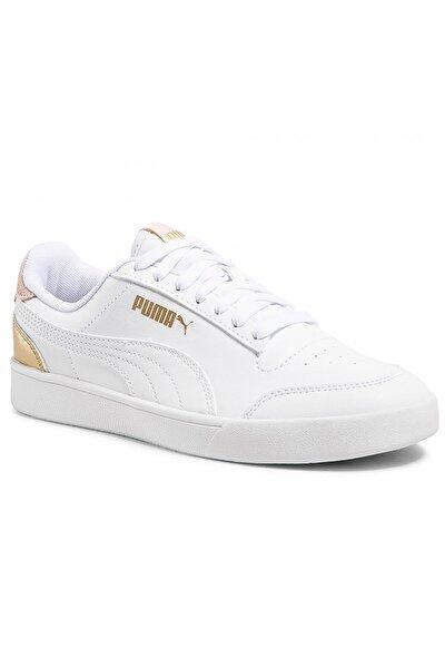 SHUFFLE Beyaz Kadın Sneaker Ayakkabı 101085434