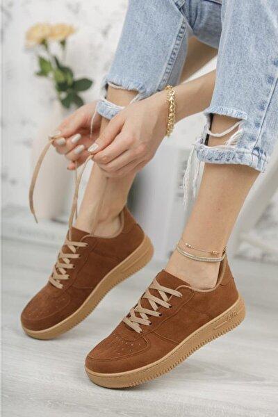 Unisex Kahverengi Sneaker