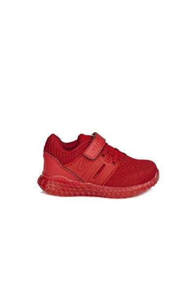 Flash Unisex Kırmızı Çocuk Spor Ayakkabı