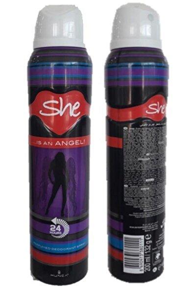 Angel Deodorant - 200 ml * 2