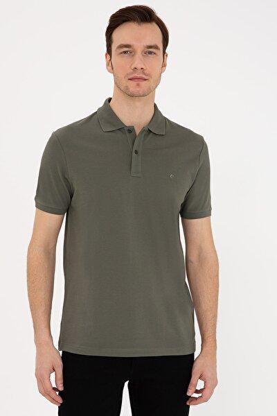 Yesıl Erkek T-Shirt G051Sz011.000.1284664