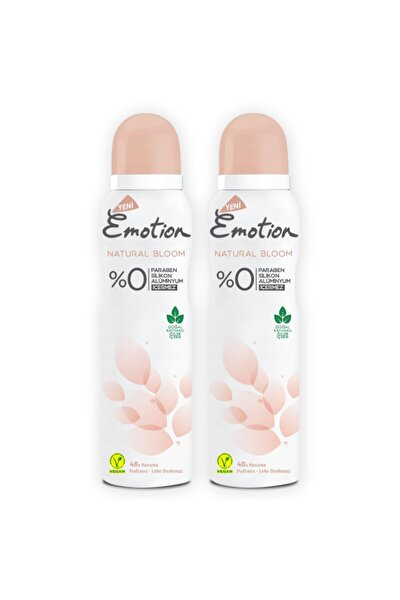 Natural Bloom Deodorant 2x150ml