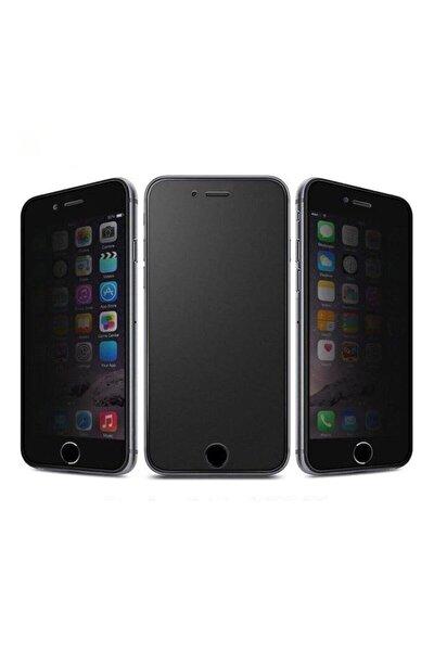 Mopal Iphone 7 Plus Hayalet Cam 9d Gizli Ekran Koruyucu Cam Tam Kaplama Siyah