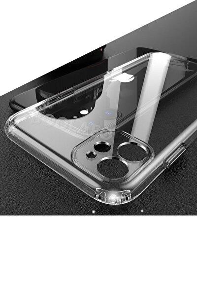 Iphone 11 Şeffaf Tıpalı Kamera Korumalı 3d Silikon