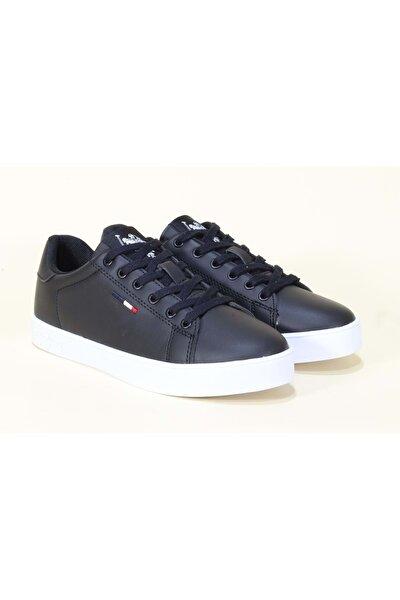 Unisex Siyah Flex Ortopedic Sneakers Ayakkabı