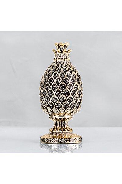 Ananas Esma Altın 8x19 Cm