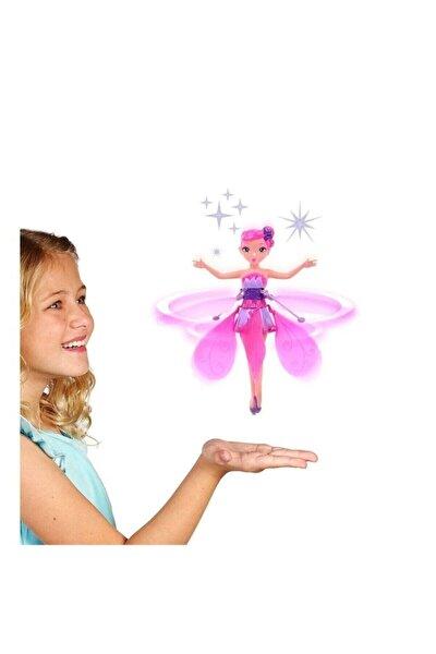 Uçan Peri Oyuncağı - Şarjlı, Hareket Sensörlü - Sihirli Flying Fairy, Pembe