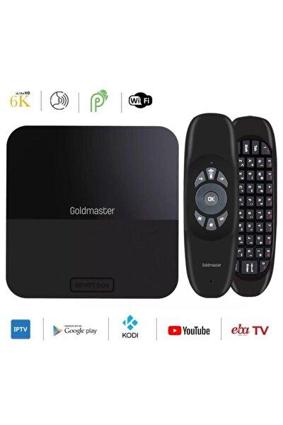 Netta 2 Pro 6k Android 9.0 Dream Tv Box Netflix Eba Tv