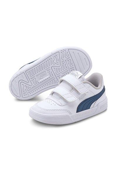 Unisex Bebek Caracal V Inf Puma White-Digi-blue 37053109