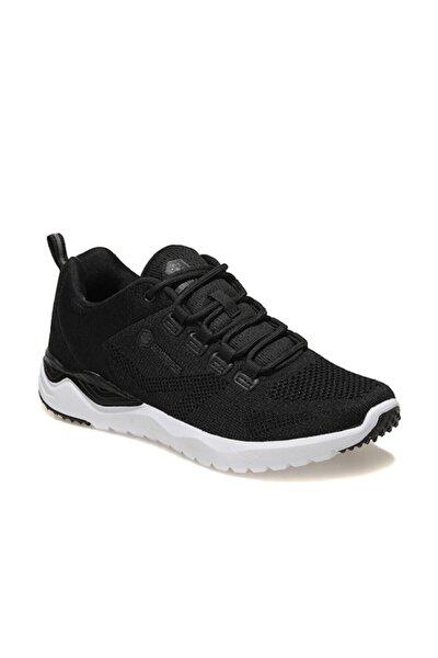 Erkek Siyah Renk Hafif Spor Ayakkabı Maximus
