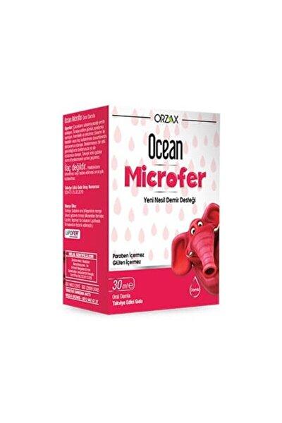 Microfer Oral Damla 30 ml