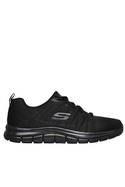 Track - Moulton Erkek Günlük Spor Ayakkabı 232081 Bbk Siyah