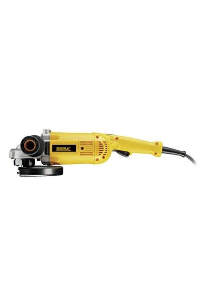 Profesyonel S-line 230mm 2200w Sarı Sipral Taşlama Makinesi