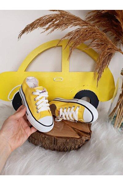 Sarı Star Sneakerr