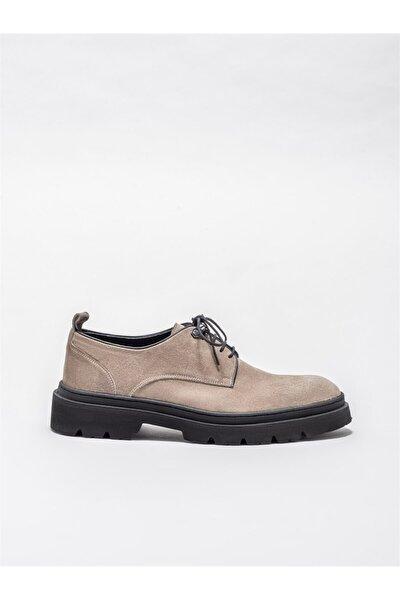 Vizon Deri Erkek Günlük Ayakkabı
