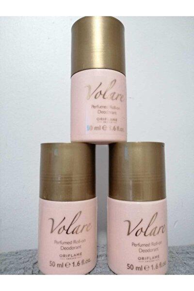 Volare Parfümlü Roll-on Deodorant 3 Adet 32492