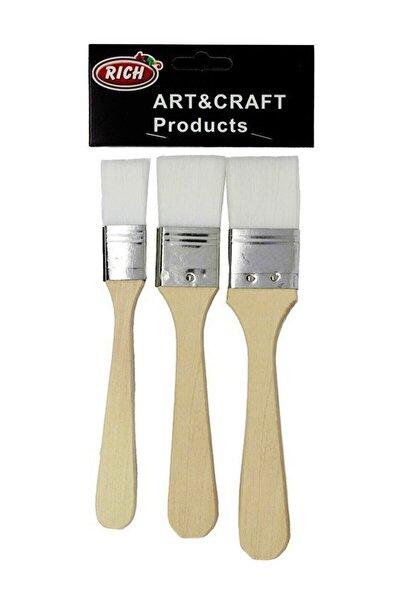 Zemin Fırça Seti 3 Lü
