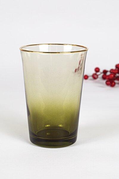 Gold Iconic 3'lü Su Bardağı Seti Yeşil 290 Cc