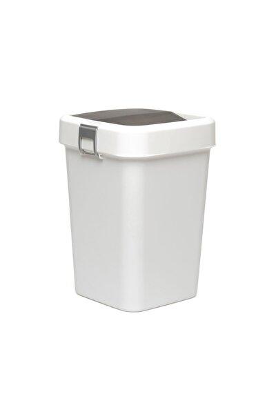 Comfort Dust Bin Çöp Kovası (BEYAZ) - 8 Lt