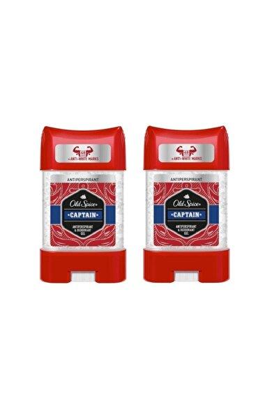 Captain Antiperspirant Gel 70 ml X 2 Adet