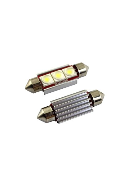 Sofit Ampul Full Canbus 39mm 3 Cree Led 3v / Laam519