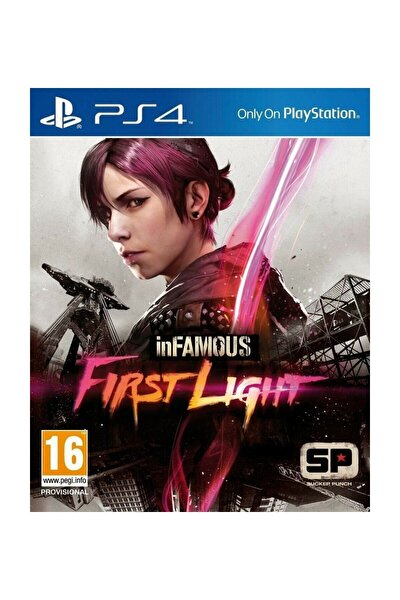 Infamous: First Light PS4 Oyun