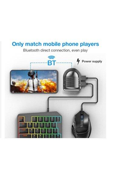 Oyun Konsolu Pubg Klavye Mouse Bağlayıcı 3in1 Mıx-3
