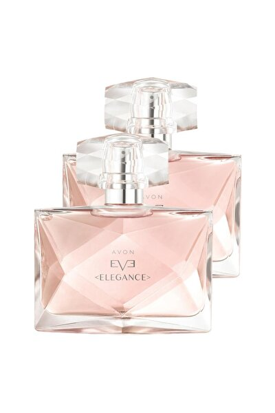 Eve Elegance Kadın Parfüm Edp 50 ml İkili Set