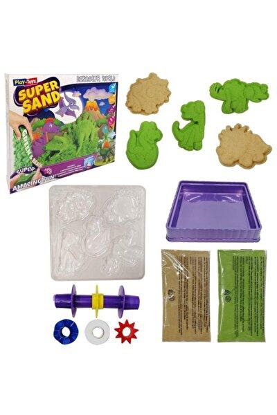 Playtoys Playtoys Dinazorların Dünyası Oyun Kumu Super Sand