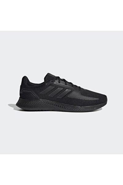 Unisex Siyah Koşu ve Yürüyüş Ayakkabısı