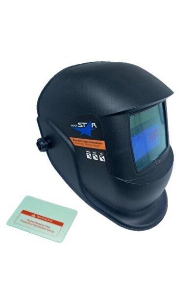 Maxstar Pro By350f Colormatik - Potanslı Kolormatik Kaynak Maskesi - Yedek Camlı