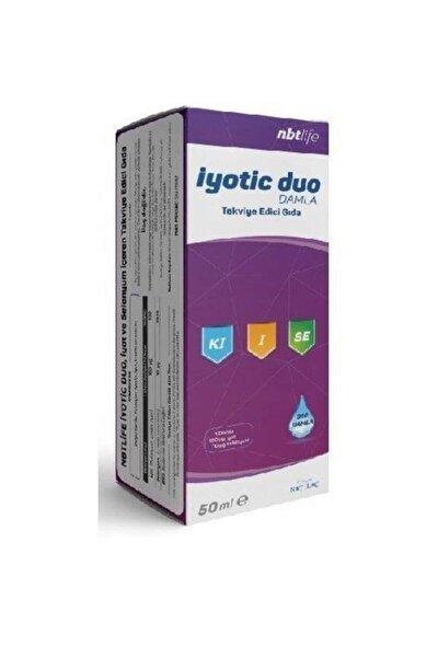 Nbtlife Iyotic Duo Damla 50 Ml
