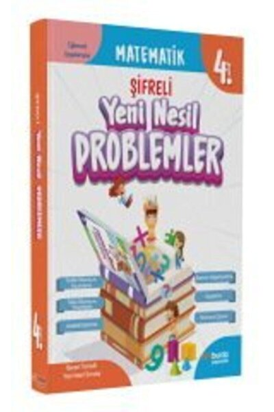 4.sınıf Matematik Yeni Nesil Problemler