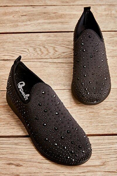 Siyah Kadın Casual Ayakkabı K01792005017