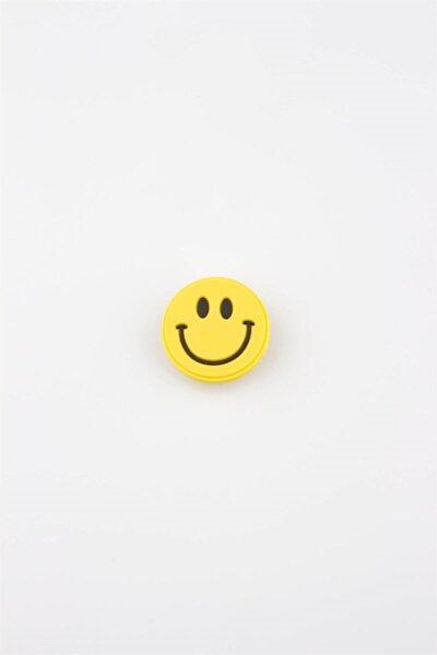 Gülen Emoji  Bellax Terlik Aksesuarı