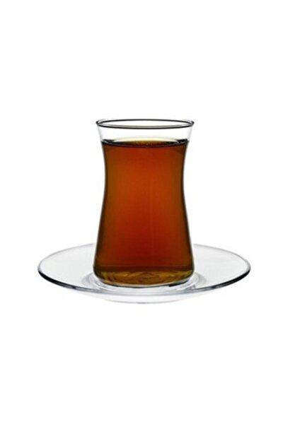 Heybeli 8 Parça Çay Seti