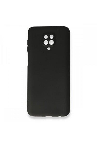 Redmi Note 9 Pro Silikon Telefon Kılıfı Kapak - Siyah