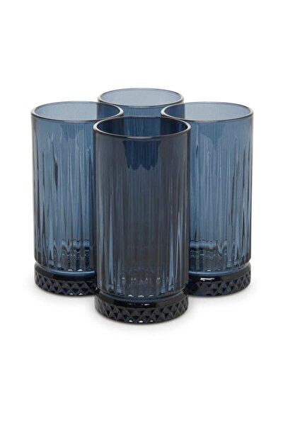 Elysia Mavi Renk Meşrubat Bardağı 450 Cc