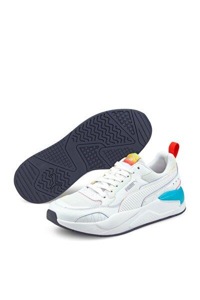 X-RAY² SQUARE RAINBOW Beyaz Erkek Sneaker Ayakkabı 101085338
