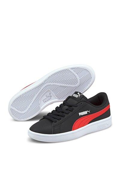 SMASH V2 BUCK JR Siyah Erkek Çocuk Sneaker Ayakkabı 101085439