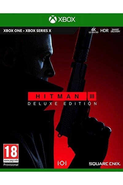 Xbox One Hitman 3 Standard Edition
